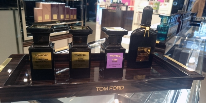 For Ford Perfume Consultation